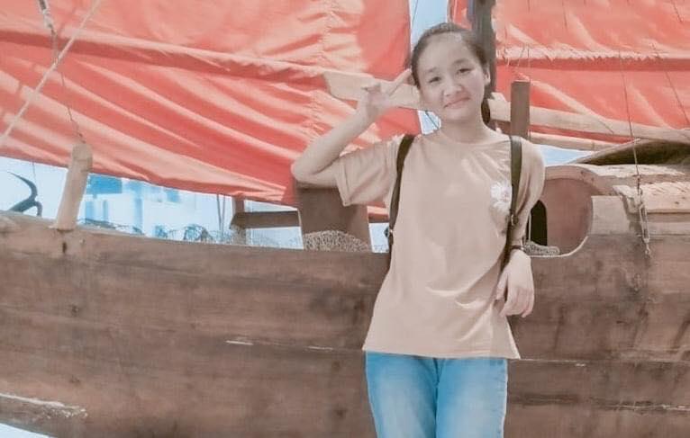 Võ Thị Kim Anh - nữ sinh THPT chuyên Hà Tĩnh thủ khoa khối B kỳ thi tốt nghiệp THPT