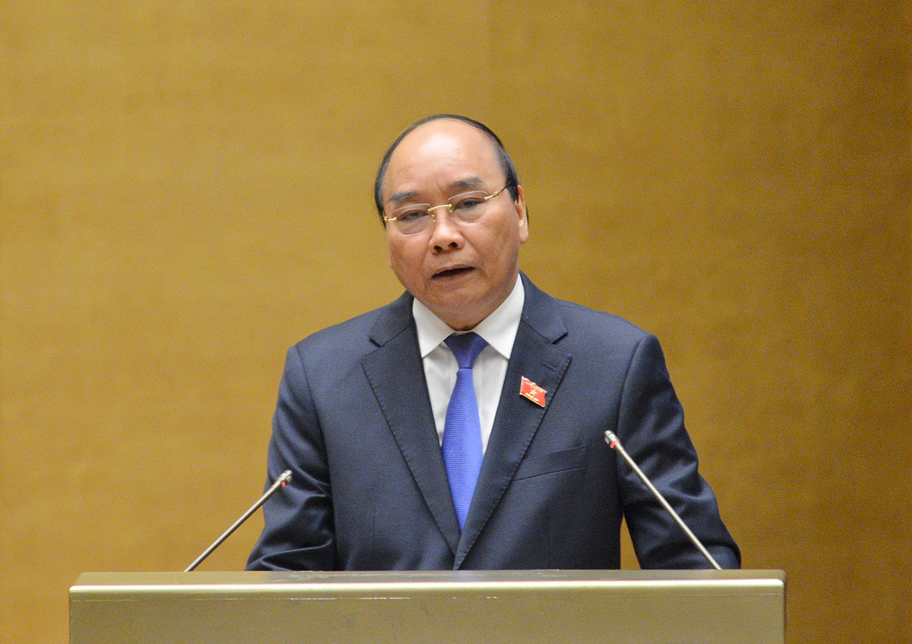Ông Nguyễn Xuân Phúc tái đắc cử Chủ tịch nước