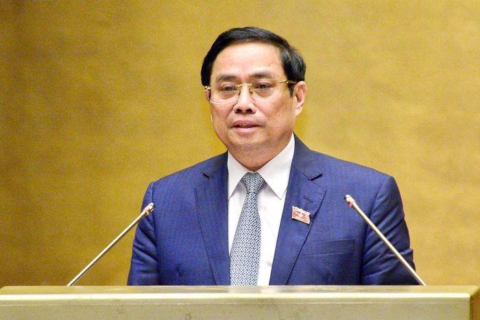 Ông Phạm Minh Chính giữ chức Thủ tướng Chính phủ, nhiệm kỳ 2021 - 2026