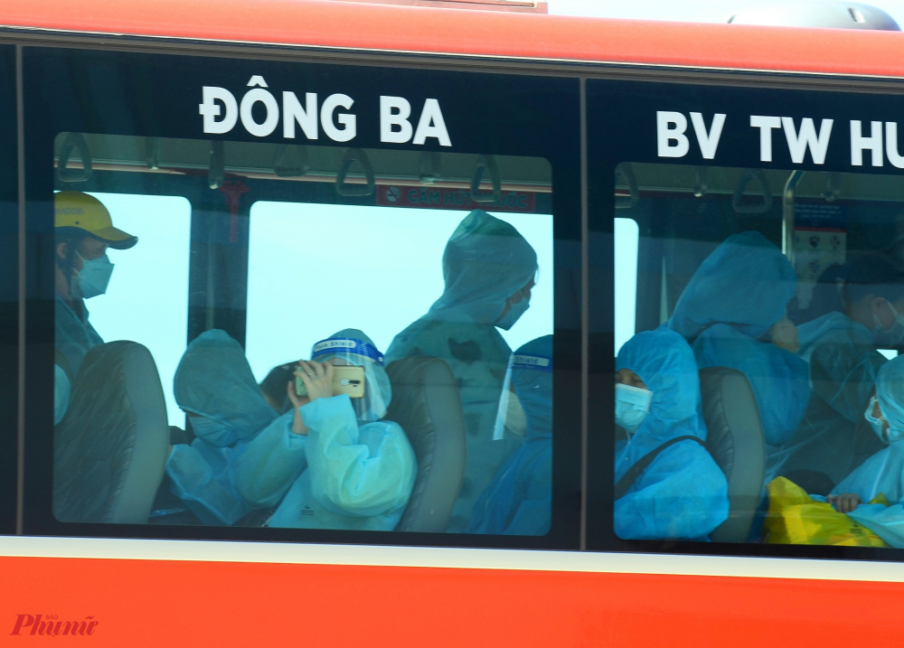 Hiện nay, tỉnh Thừa Thiên - Huế đang lập kế hoạch đón công dân về đợt 2 (dự kiến từ 27/7/2021 đến 30/7/2021) bằng tàu hỏa hoặc máy bay.