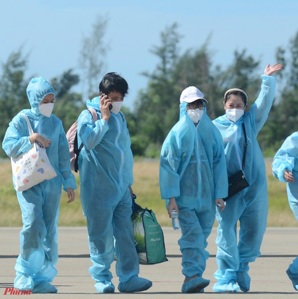 Ban chỉ đạo phòng chống dịch COVID-19 tỉnh phối hợp với Hội đồng hương tỉnh Thừa Thiên - Huế tại TPHCM lập danh sách theo đúng đối tượng ưu tiên.