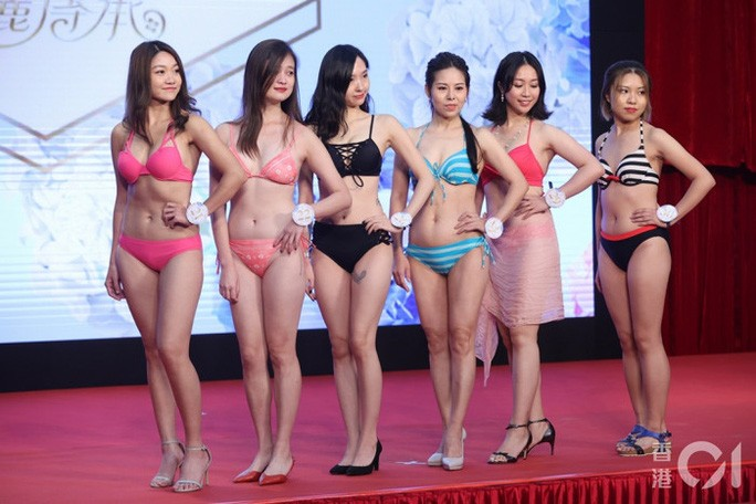 Hoa hậu châu Á từng là cuộc thi cạnh tranh trực tiếp với Hoa hậu Hồng Kông của đài TVB