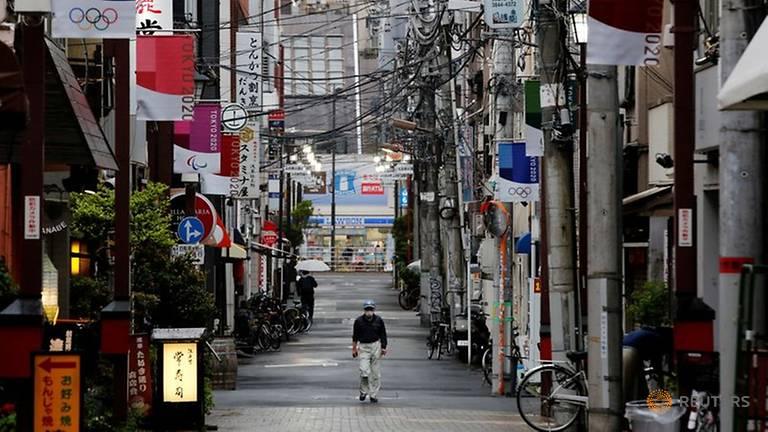 Số ca nhiễm COVID-19 với biến chứng nặng ở Tokyo đã tăng gần gấp đôi so với tháng trước