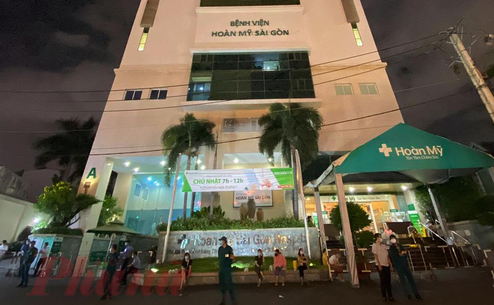 Sở Y tế trân trọng tinh thần chống dịch của các bệnh viện tư nhân