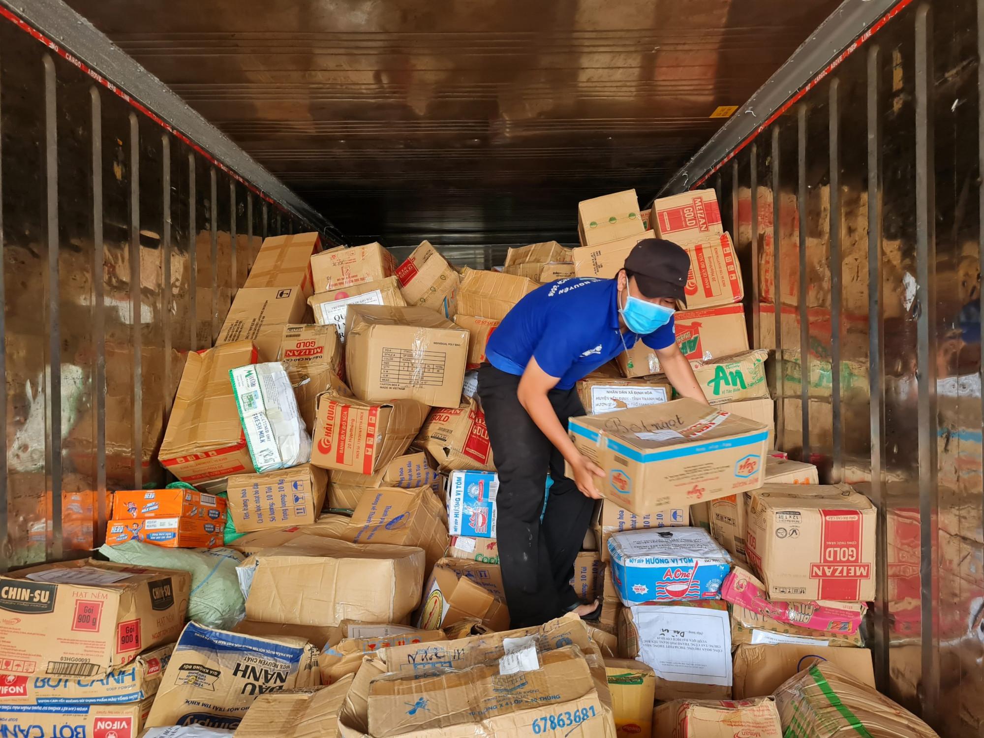 Hàng hóa được gói, bảo quản cẩn thận, nên quá trình vận chuyển ít xảy ra hư hao