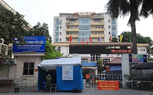 CDC Hà Nội tìm người đến Bệnh viện Phổi
