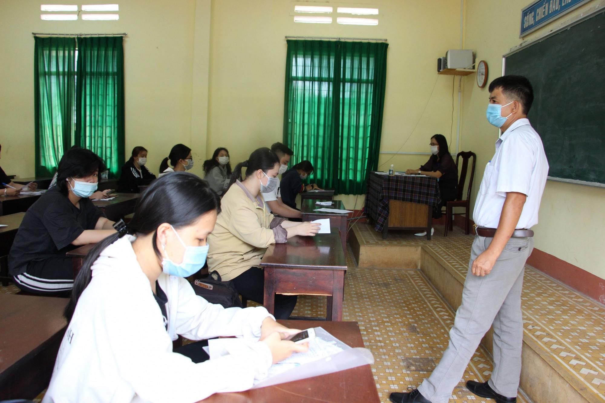 Tỉnh Đắk Lắk đề xuất xét đặc cách cho 26 thi sinh thi tốt nghiệp THPT đợt 2