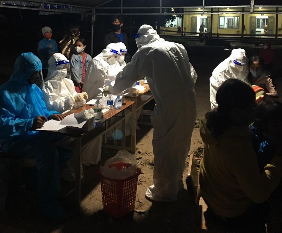 Toàn tỉnh Đắk Lắk ghi nhận 178 trường hợp dương tính với SARS-CoV-2
