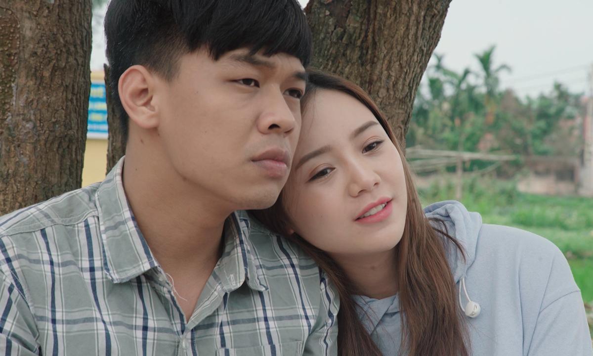Diễn viên Trung Ruồi và Quỳnh Kool tiếp tục góp mặt trong phim mới.