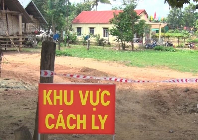 Các cơ quan chức năng tỉnh Đắk Lắk vẫn đang nỗ lực truy vết các trường hợp tiếp xúc gần với các bệnh nhân COVID-19 trên địa bàn