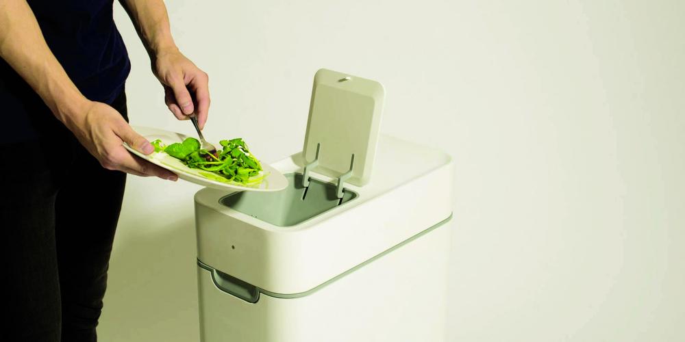 Máy tái chế rác thực phẩm thành phân bón hữu cơ có giá khá cao