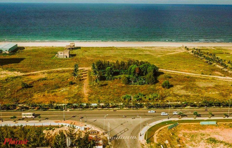 Khu du lịch ven biển Hòn Ngọc Á Châu trả cho thành phố 2,45 hecta làm công viên