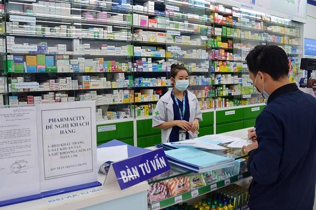 Sở Y tế Hà Nội công bố danh sách 76 nhà thuốc phục vụ trong thời gian TP giãn cách (ảnh minh họa)