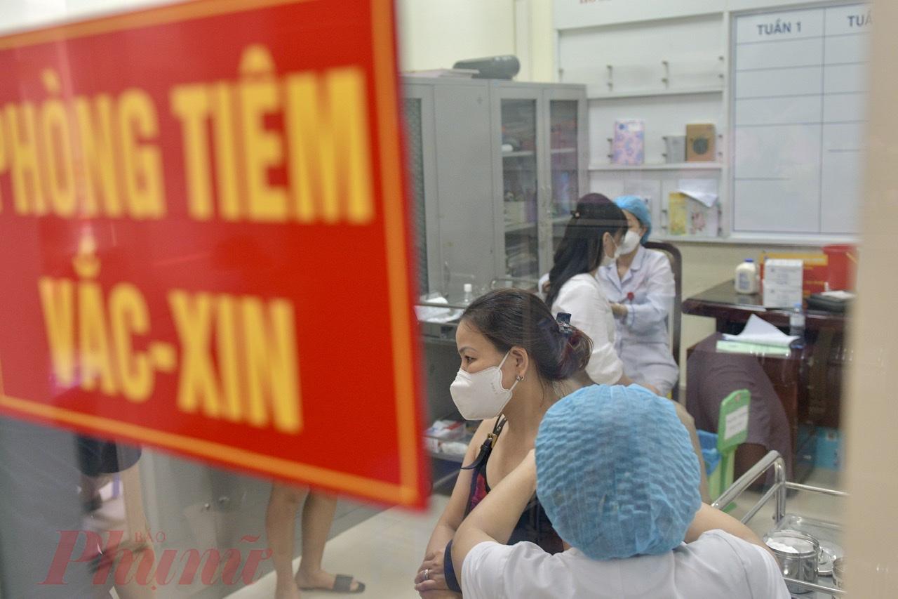 Bộ Y tế đã có kế hoạch phân bổ hơn 3 triệu liều vắc xin Moderna (ảnh minh họa)