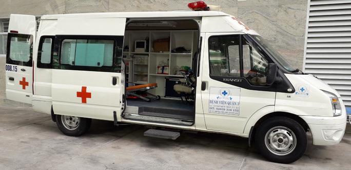 TPHCM đang tăng cường 100 xe cấp cứu chuyên dụng đến khu dân cư TP HCM đang tăng cường 100 xe cấp cứu chuyên dụng đến khu dân cư để chuyển các ca F0