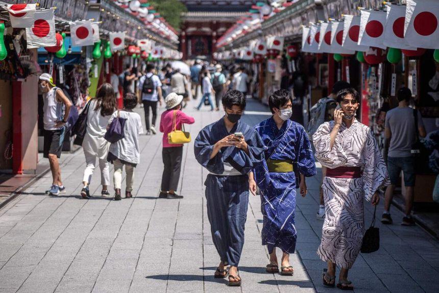 Phần lớn các trường hợp Covid-19 mới tập trung ở bốn quận Đại Tokyo là Tokyo, Chiba, Kanagawa và Saitama.