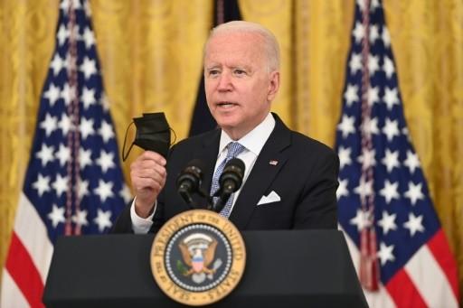 Tổng thống Hoa Kỳ Joe Biden phát biểu về tiêm chủng Covid-19 tại Nhà Trắng