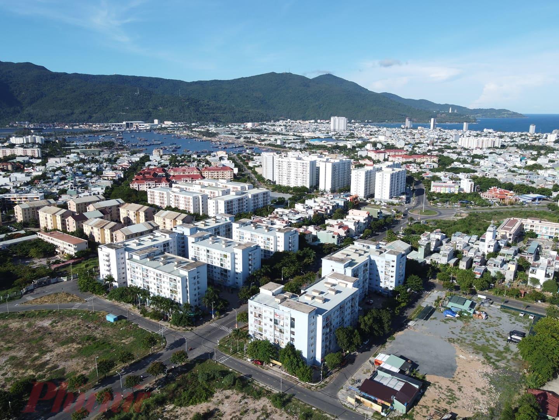 Nhiều chung cư ở phường Nại Hiên Đông phải phong tỏa vì có ca nhiễm