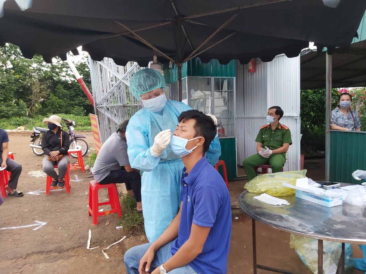 Đắk Lắk vừa ghi nhận thêm 19 trường hợp dương tính với SARS-CoV-2
