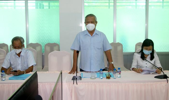 Các chuyên gia y tế góp ý cho công tác phòng chống dịch COVID-19