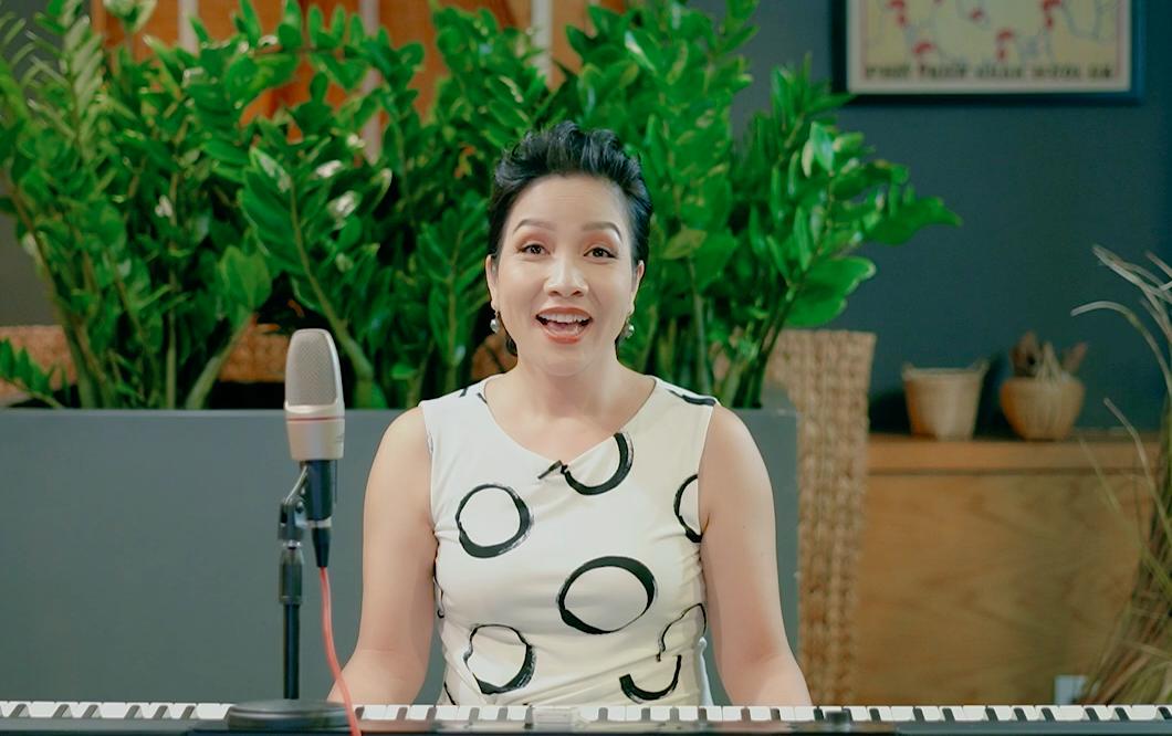 Mỹ Linh lập kênh YouTube, chia sẻ những bài giảng thanh nhạc miễn phí