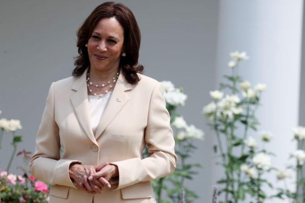 Phó Tổng thống Mỹ Kamala Harris. Ảnh: CNN