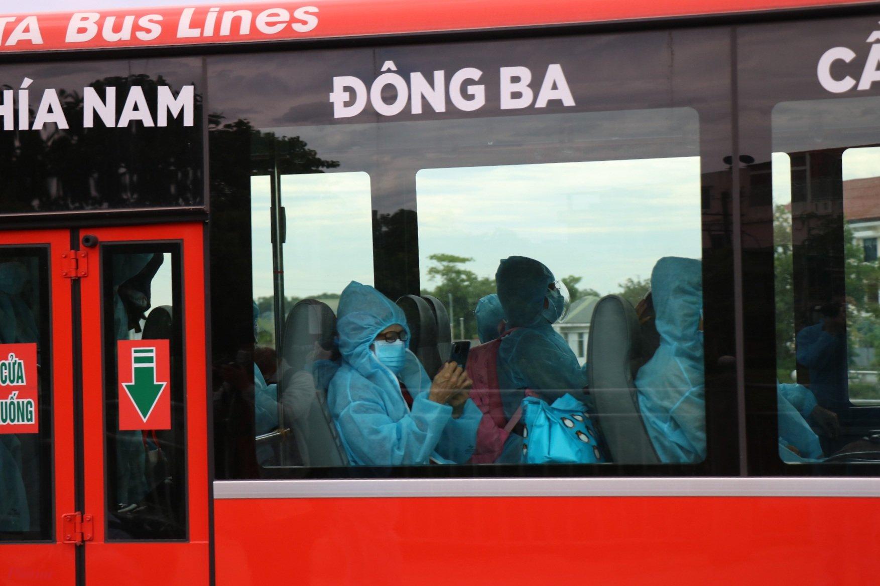 Theo Ban Chỉ đạo phòng, chống dịch Covid-19 tỉnh Thừa Thiên Huế, sau khi đón thêm 250 công dân về quê vào ngày 1/8, địa phương này sẽ tạm dừng thực hiện đón công dân từ vùng dịch trở về do các khu cách ly đã quá tải.