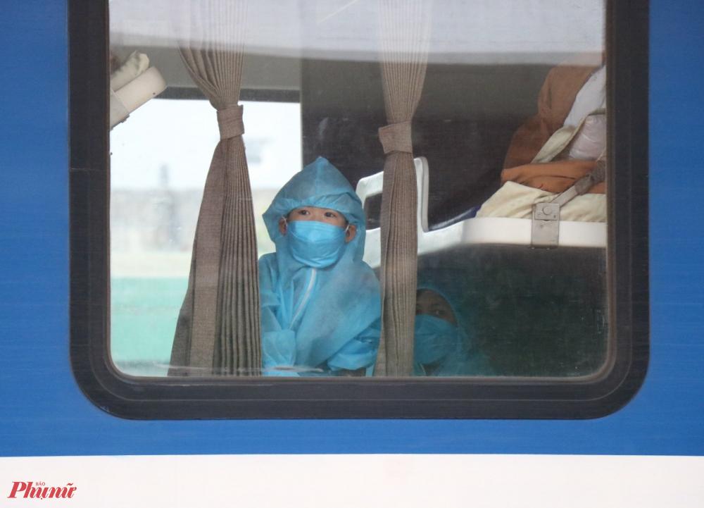Đây là đợt thứ 2 trong chương trình đón công dân từ vùng có dịch trở về của chính quyền tỉnh Thừa Thiên - Huế