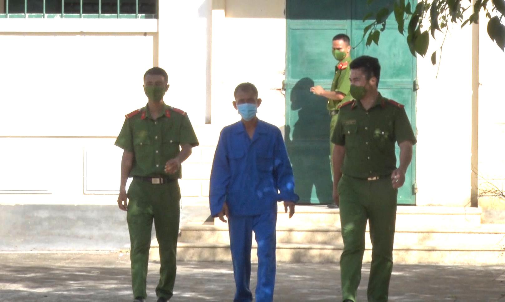 Nguyễn Thế Truyền bị công an Công an TX Đông Hòa (Phú Yên) bắt giữ