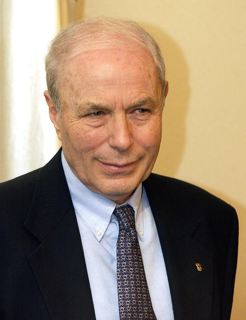 Giáo sư đoạt giải Nobel Hóa học, Avram Hershko