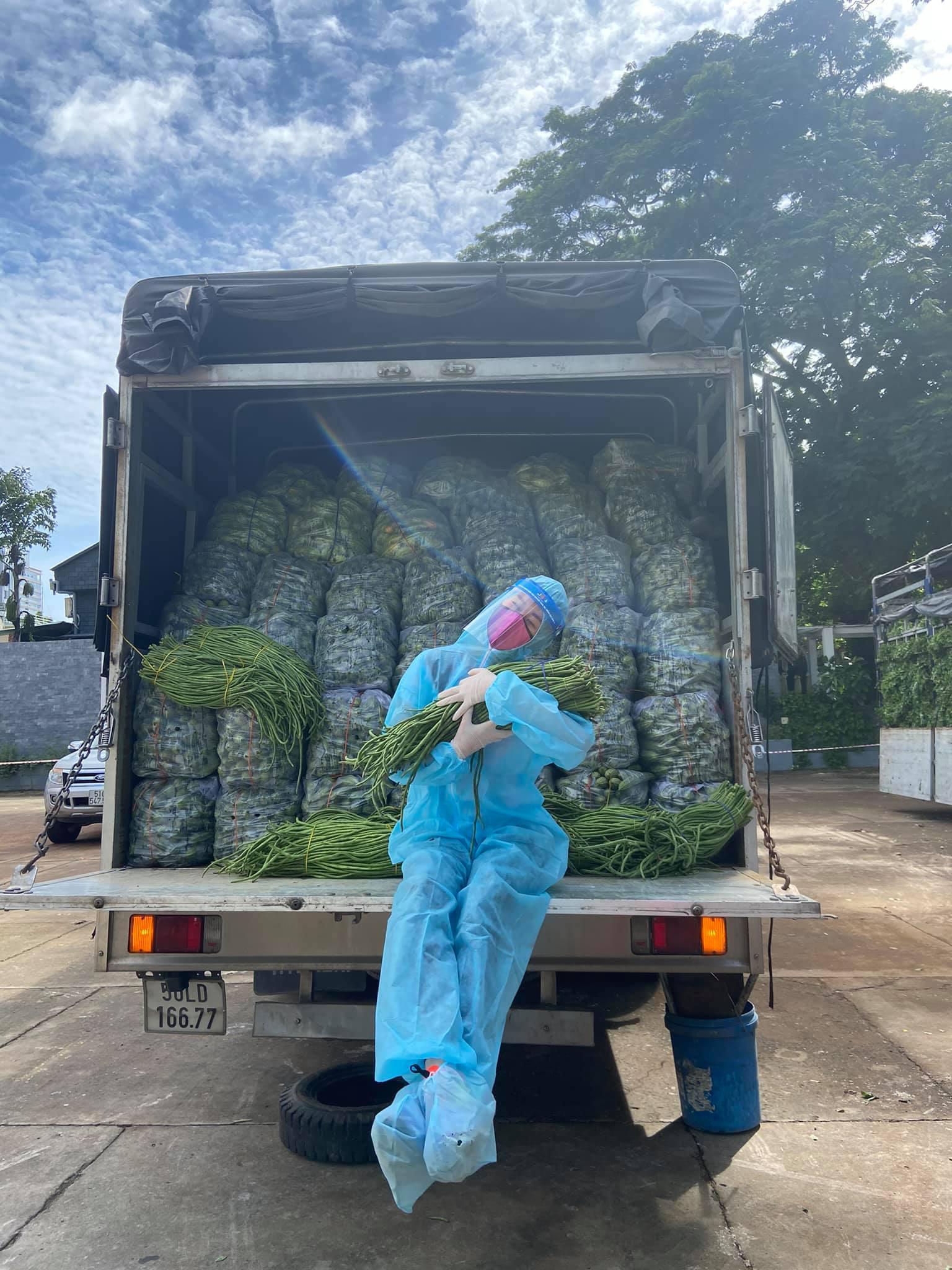 Chương trình do Hoa hậu Ngọc Diễm khởi xướng, với mục tiêu ban đầu là 10 tấn thực phẩm 0 đồng hỗ trợ người dân. Nhờ sự hỗ trợ của Thành đoàn TPHCM hiện đã vận động được 70 tấn thực phẩm.