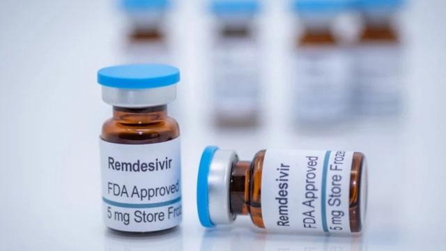 Remdesivir là thuốc kháng virus được Cơ quan Quản lý Thực phẩm và Dược phẩm Hoa Kỳ (FDA) phê duyệt điều trị cho bệnh nhân COVID-19 từ 22/10/2020.