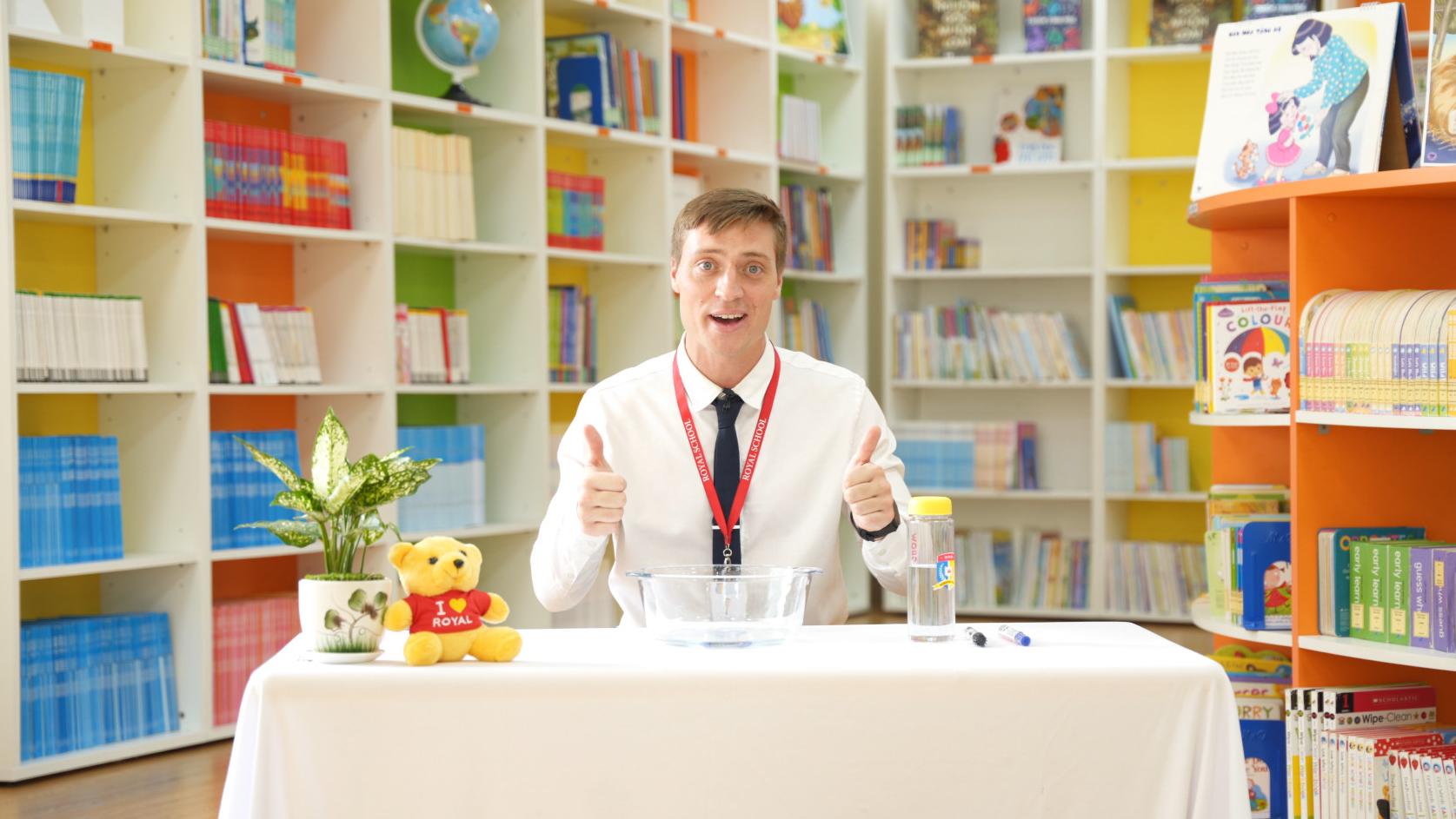 Những video hướng dẫn học tập tại nhà do các thầy cô thực hiện