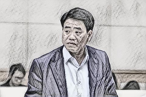 Nguyên Chủ tịch UBND Thành phố Hà Nội Nguyễn Đức Chung
