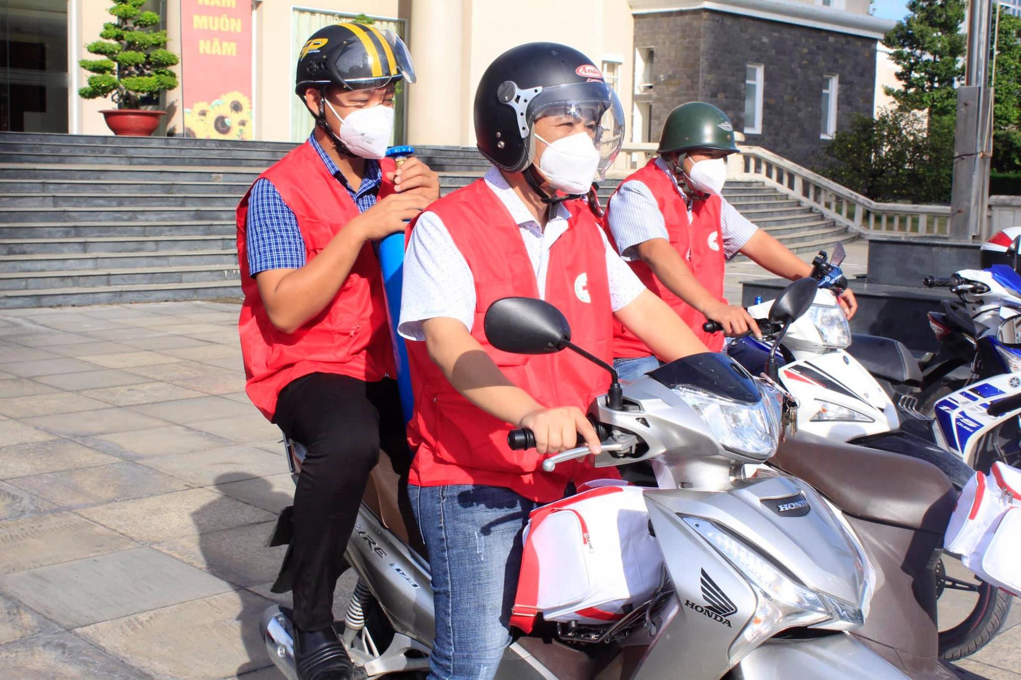 Đội phản ứng nhanh tại Thành phố Thủ Đức