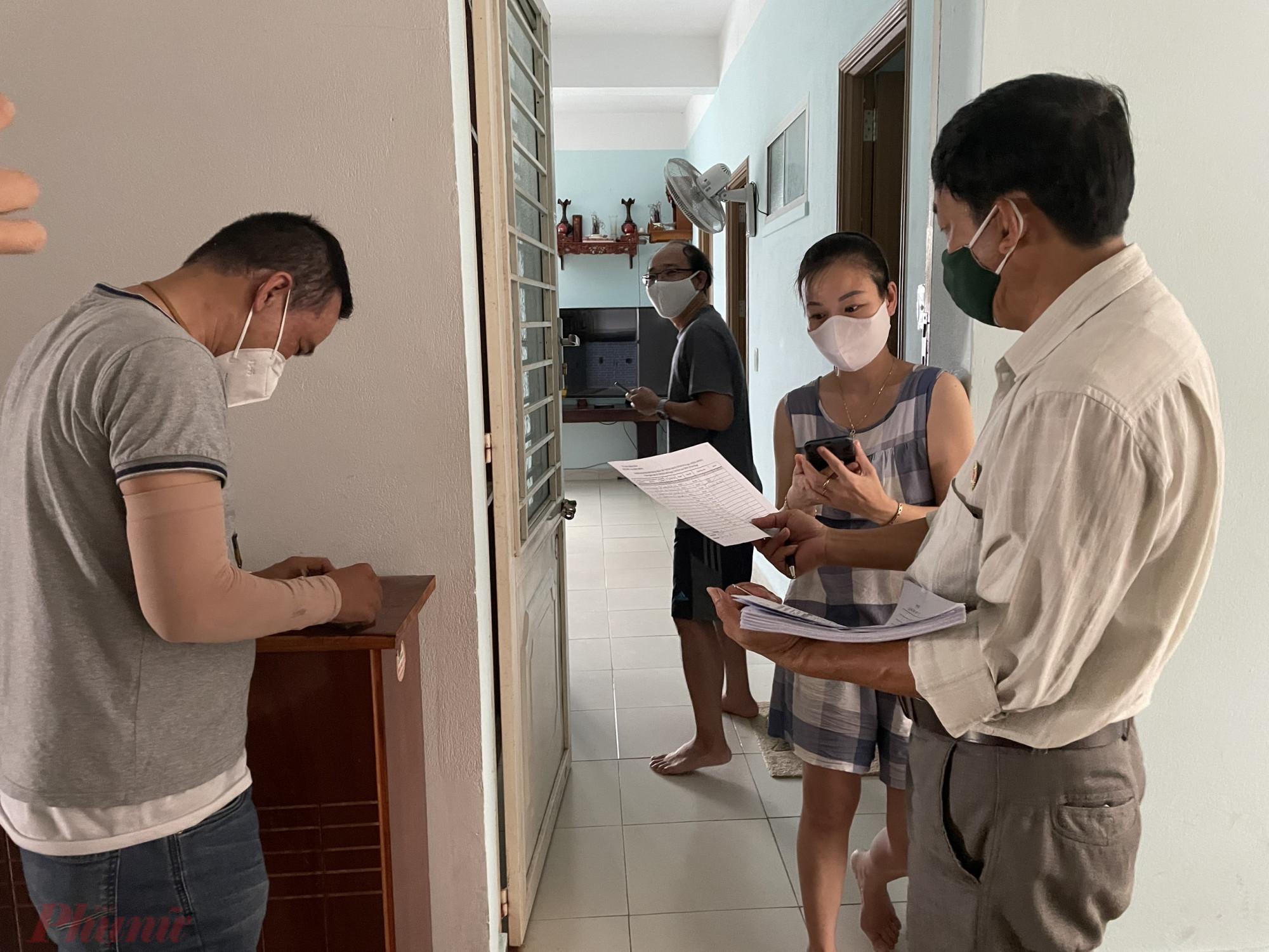 Tất cả 126 ngàn người dân trong 5 phường đang phong tỏa của quận Sơn Trà sẽ được nhận đều 40 ngàn/ngày.