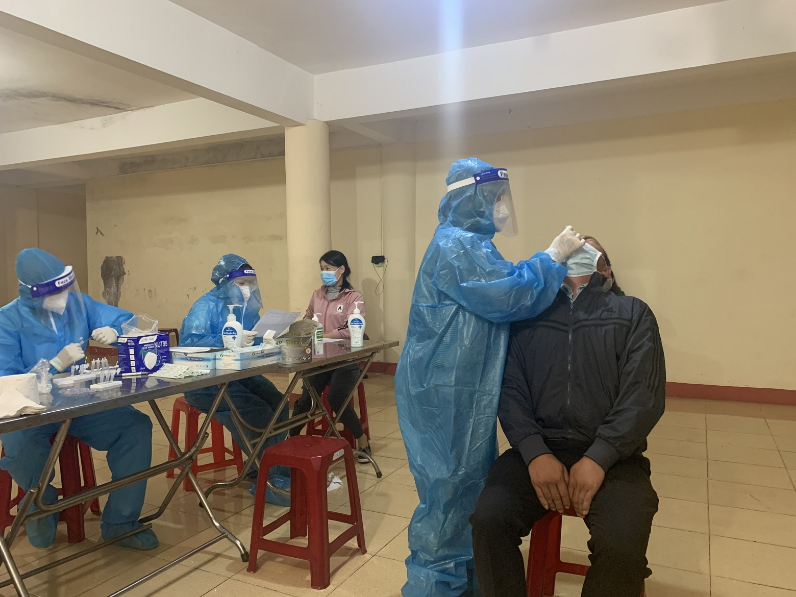 Tỉnh Đắk Nông ghi nhận thêm 5 ca dương tính với SARS-CoV-2