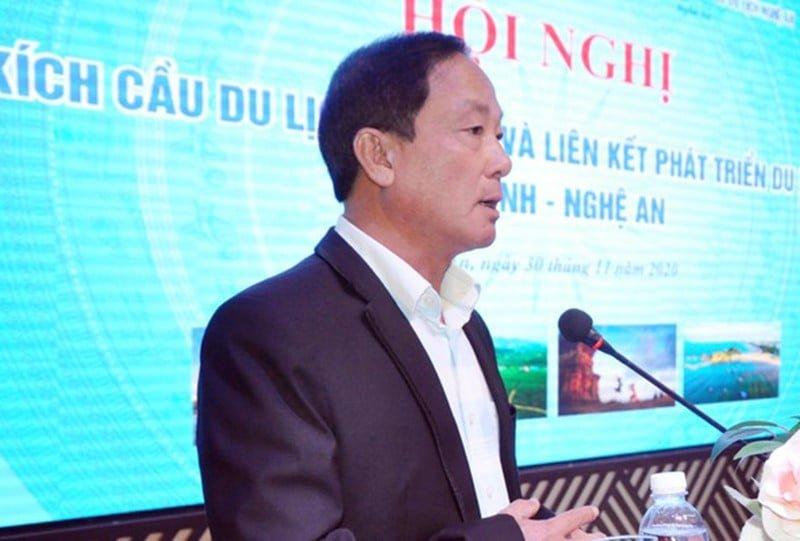 Giám đốc Sở Du lịch Bình Định bị tạm đình chỉ công tác để xem xét, xử lý vi phạm  - ảnh Báo Nghệ An