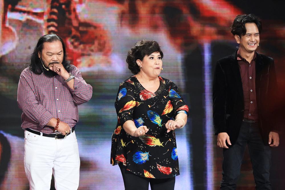 Nghệ sĩ Mai Thanh Dung gặp lại các diễn viên Đất phương Nam trong chương trình Ký ức vui vẻ