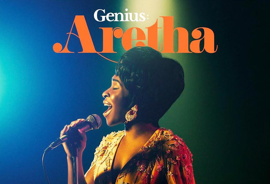 Cynthia Erivo trong vai diễn tái hiện Nữ hoàng nhạc Soul Aretha Franklin