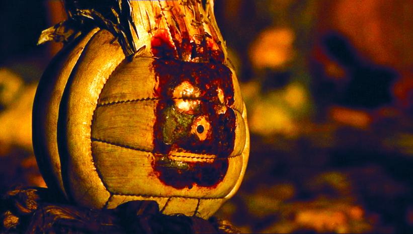 Wilson như lẽ sống duy nhất số phận ban xuống cho Chuck để anh không thấy mình đơn độc