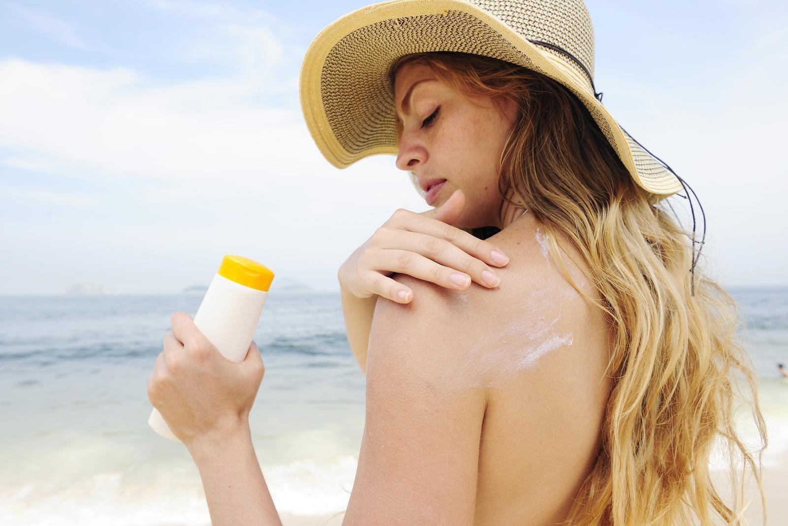 Tác dụng của kem chống nắng trong quá trình bảo vệ da - Ảnh: Bikipdepxinh.com