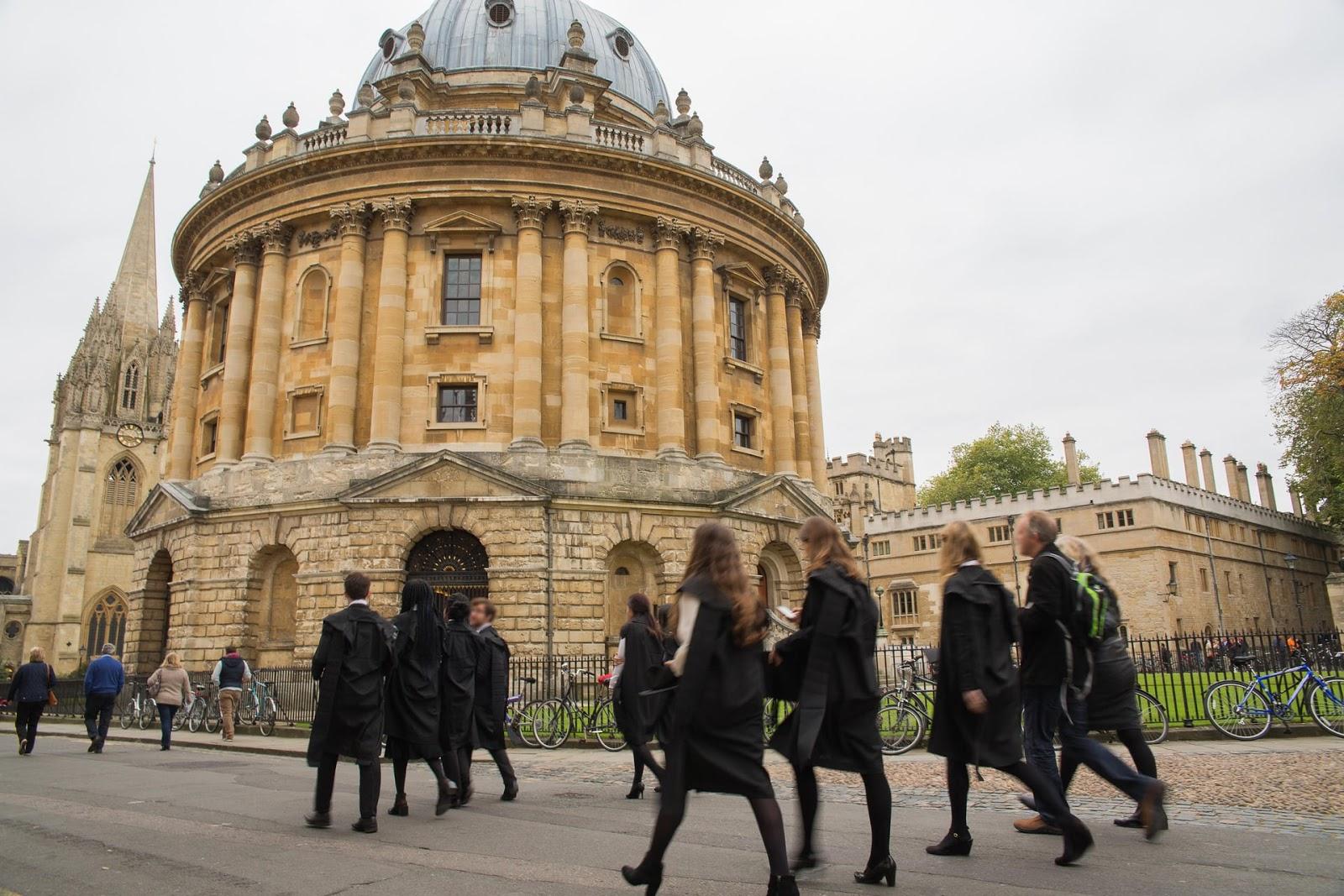 Đại học Oxford của Anh xếp hạng 1 liên tiếp trong 6 năm - Ảnh: Cherwell