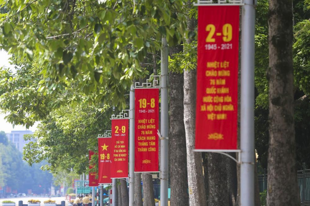 Được biết, các hoạt động thông tin, tuyên truyền, cổ động trực quan hướng tới mừng kỷ niệm 76 năm Cách mạng Tháng Tám và Quốc khánh 2/9 sẽ diễn ra đến hết ngày 5/9.