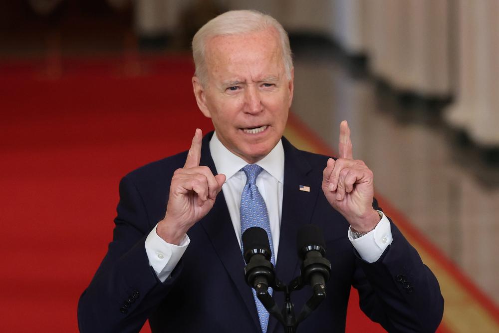 """Tổng thống Biden nói rằng luật phá thai mới của Texas sẽ """"làm giảm đáng kể khả năng tiếp cận của phụ nữ đối với dịch vụ chăm sóc sức khỏe họ cần"""" - Ảnh: NBC News/Getty Images"""