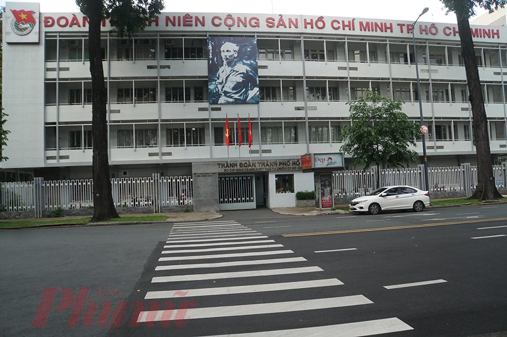 Thành đoàn Thành phố Hồ Chí Minh yên bình dưới nắng