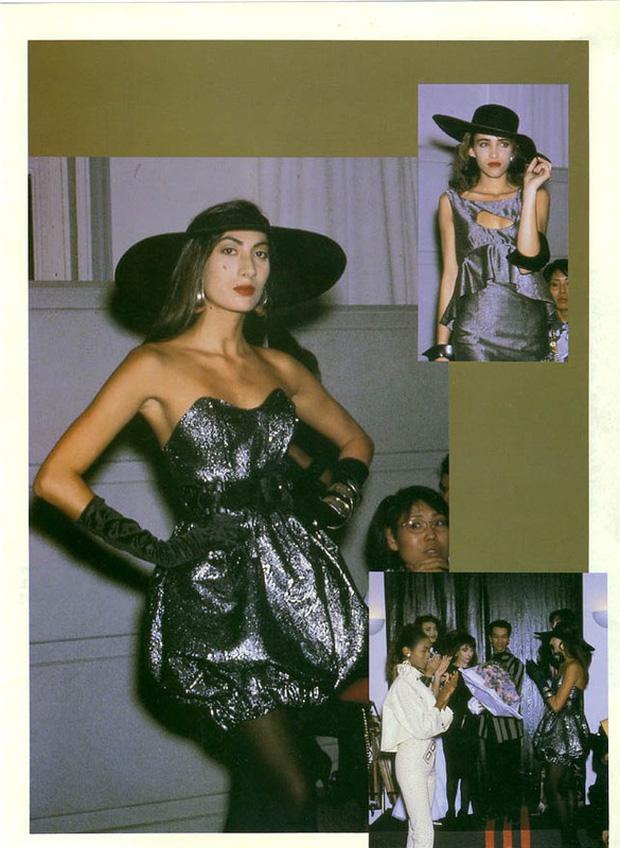 Bà từng xuất hiện trên những sàn diễn có sự góp mặt của những cái tên đình đám trong làng mẫu thế giới như: Naomi Campbell, Kate Moss, Linda Evangelista