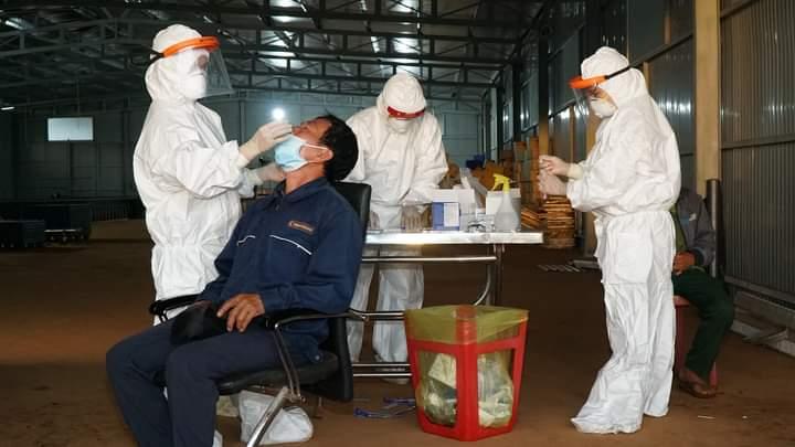 Tỉnh Đắk Lắk ghi nhận thêm 48 ca dương tính với SARS-CoV-2