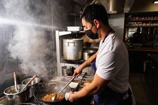 Đàn ông không biết nấu ăn không có nghĩa là họ không làm được, chỉ là họ có muốn làm hay không (ảnh minh hoạ)