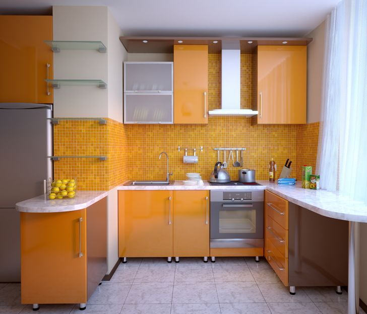 Màu sắc tươi sáng trong nhà bếp 9 quyết định ác mộng bạn nên tránh khi cải tạo ©  3dimentii / Depositphotos Từ lâu, mọi người đã tìm mua tủ bếp với màu sắc tươi sáng. Ban đầu có thể trông khá đẹp, nhưng sau đó bạn sẽ quen với những màu này và chúng thậm chí có thể khiến bạn khó chịu. Bạn có thể và nên sử dụng màu sắc tươi sáng để làm điểm nhấn hoặc để làm nổi bật điều gì đó.
